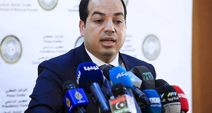 أحمد معيتيق  أحد أعضاء المجلس الرئاسي الليبي