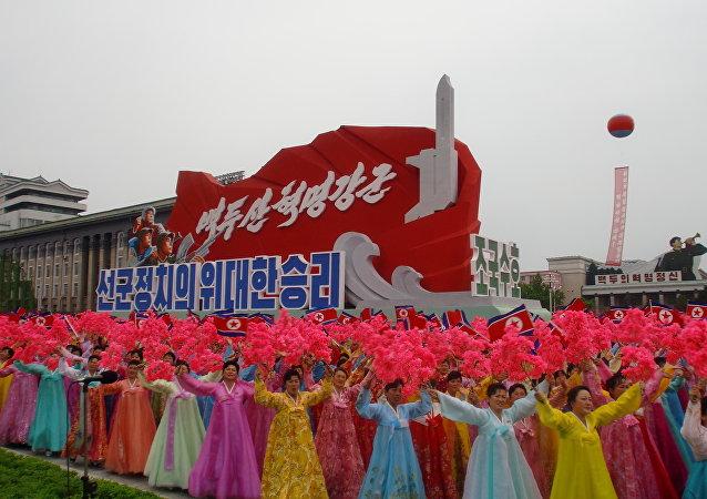 كوريا الشمالية ستصبح جنة على الأرض