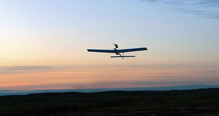 طائرة بدون طيار