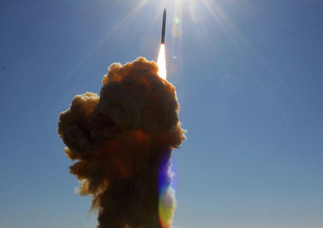 صاروخ أمريكي