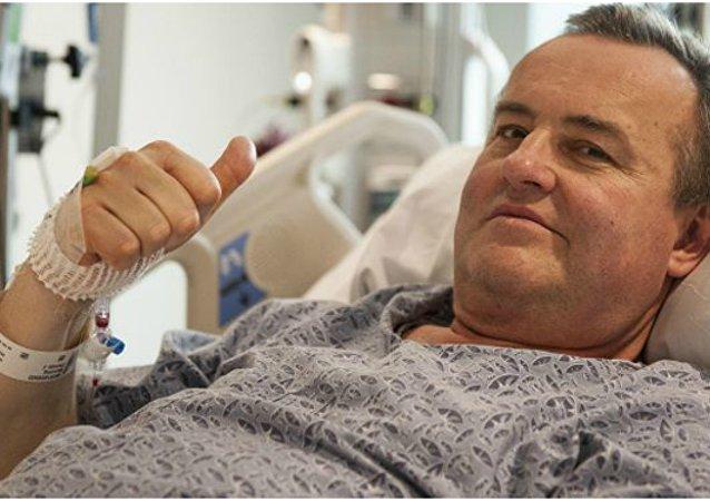 حصل مانينغ على العضو الذكري من متبرع متوفي
