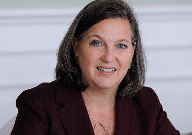 مساعدة وزير الخارجية الأمريكي لشؤون أوروبا وأوراسيا فيكتوريا نولاند