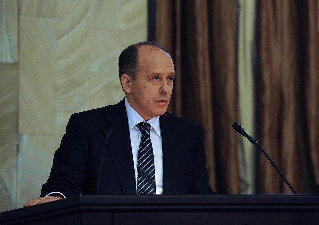 رئيس جهاز الأمن الفيدرالي الروسي الكسندر بورتنيكوف