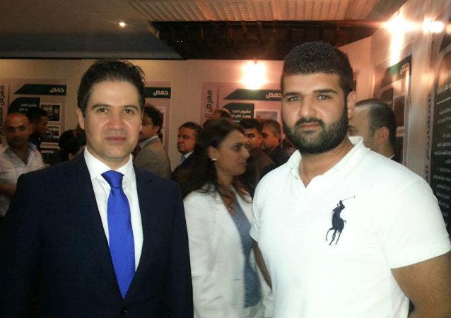 بشر يازجي وزير السياحة السوري