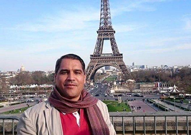 ناصر حمدي حماد ضحية طائرة مصر للطيران