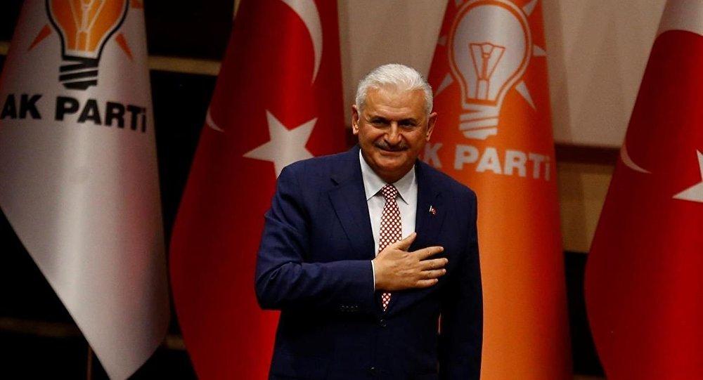 رئيس الوزراء التركي: العالم بأسره ضد استفتاء كردستان