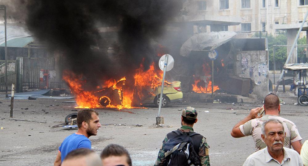 انفجارات في طرطوس (سوريا)