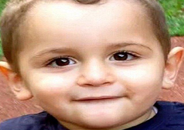 أصغر ضحايا الطائرة المصرية المنكوبة