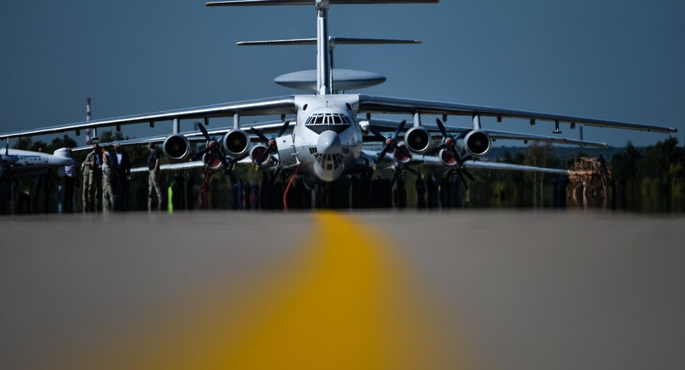 طائرة من طراز إيل 76