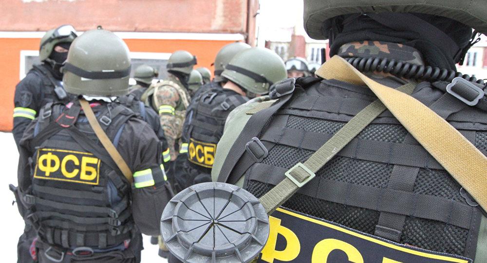 قوات مكافحة الإرهاب الروسية