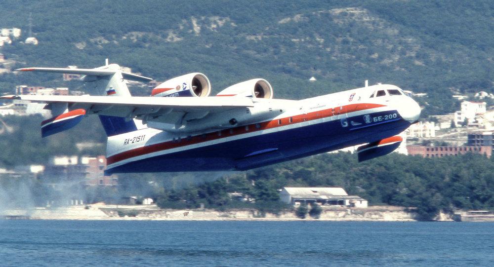 طائرة بي-200