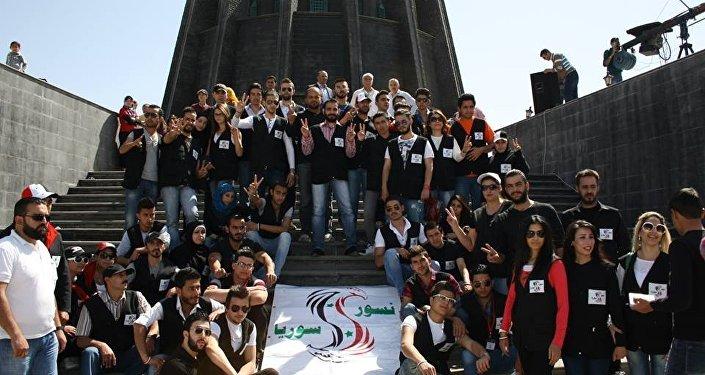 الشباب السوري