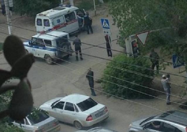 أحداث مدينة أكتوبي الكازاخستانية