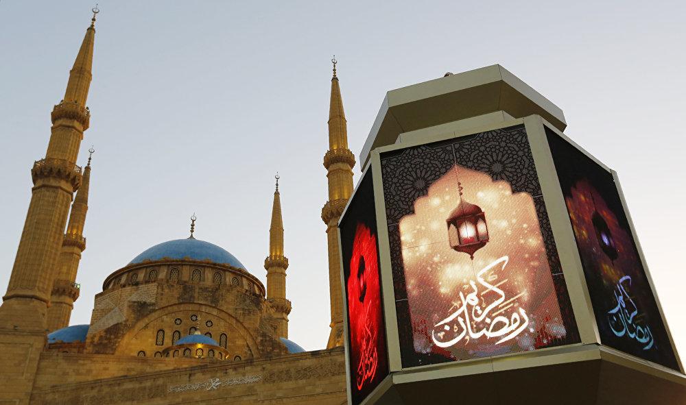 رمضان في لبنان
