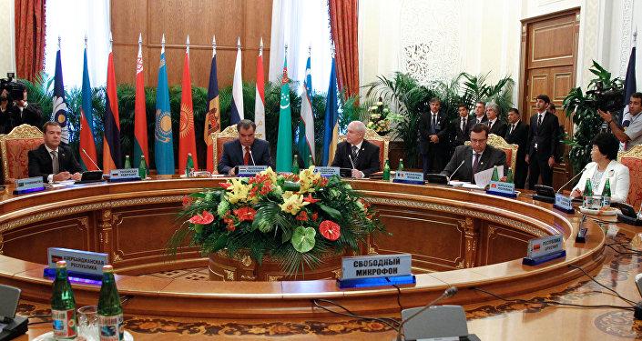 مجلس رؤساء حكومات رابطة الدول المستقلة