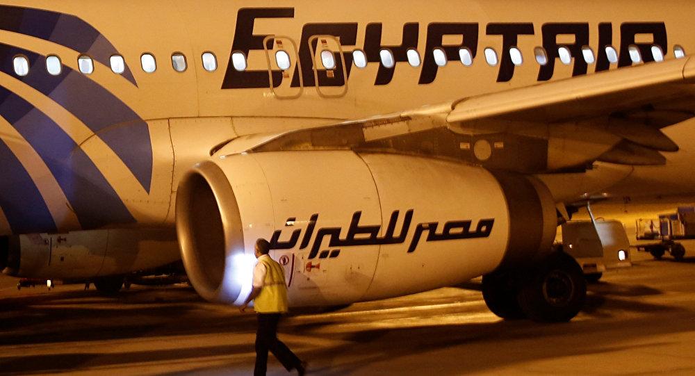 طائرة تابعة لـمصر للطيران