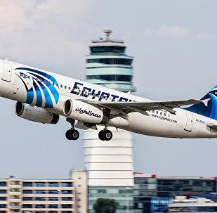 طائرة تابعة لـمصر لطيران