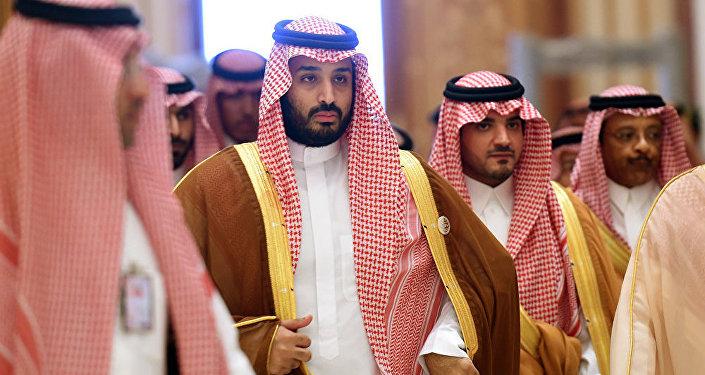 ولي العهد الأمير محمد بن سلمان