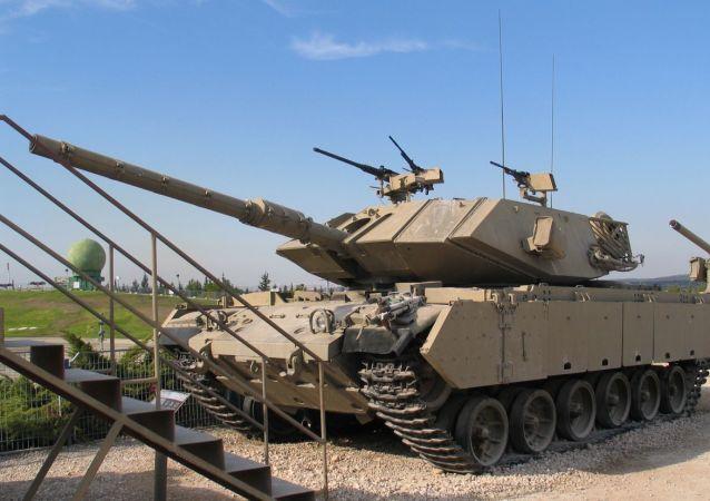 دبابة ماغاش 7