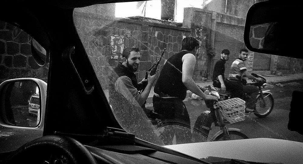 أفراد الجيش السوري الحر (صورة ارشيفية)