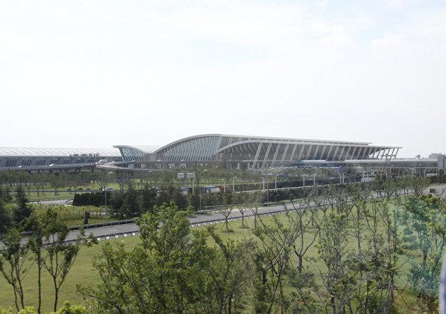 مطار بودونغ الدولي في شنغهاي