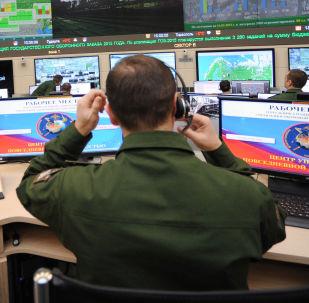 مركز إدارة العمل اليومي للقوات المسلحة الروسية