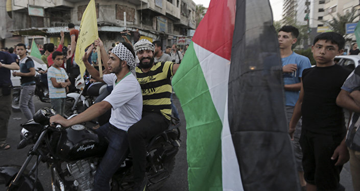 فلسطين والانقسام