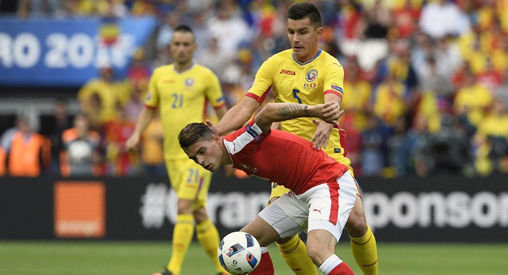 مباراة سويسرا -رومانيا