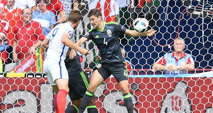 مباراة إنجلترا - ويلز