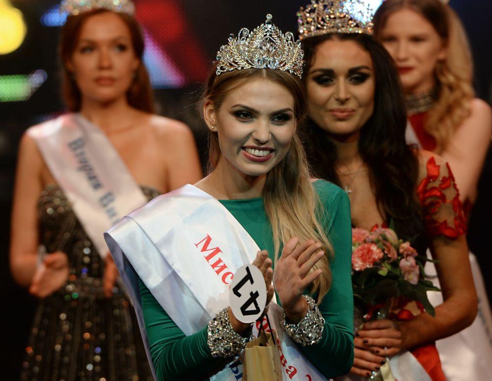 ملكة جمال موسكو 2016، تاتيانا تسيمفر