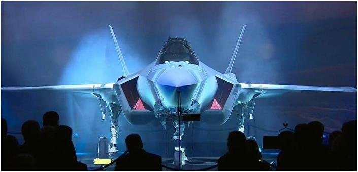 إسرائيل تتسلم مقاتلة أف 35 الأميريكية