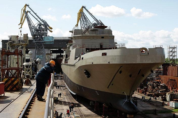 سفينة ايفان جرين الروسية