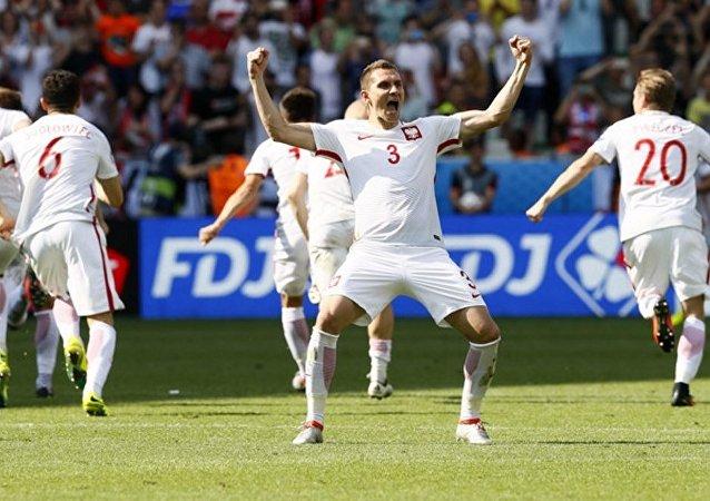 مباراة بولندا وسويسرا