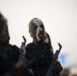 صورة أرشيفية لعناصر القوات الخاصة السعودية