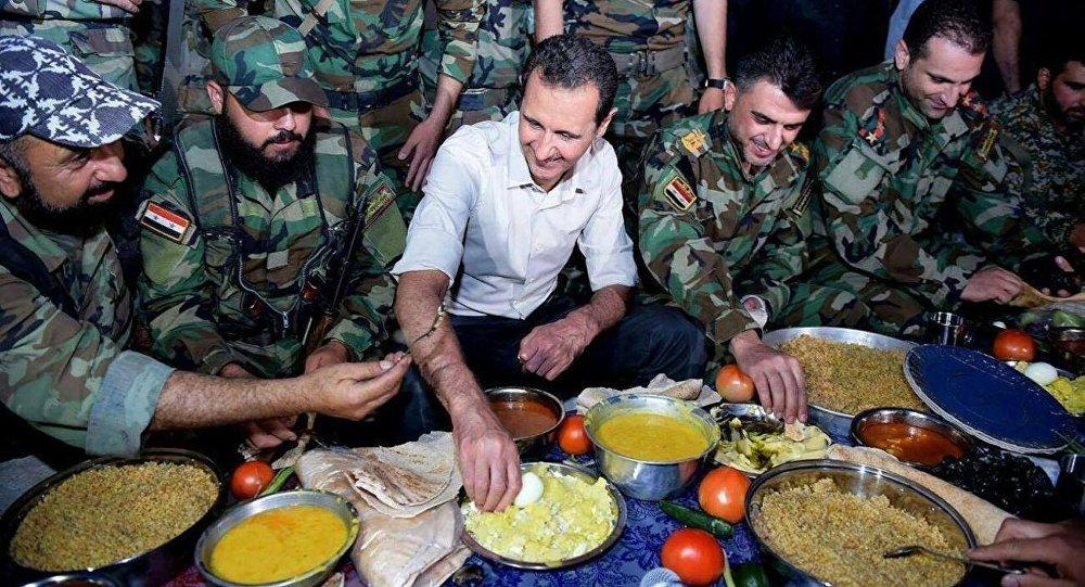 الرئيس بشار الأسد