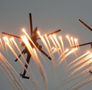 الصياد الليلي - مروحية مي - 28 الروسية