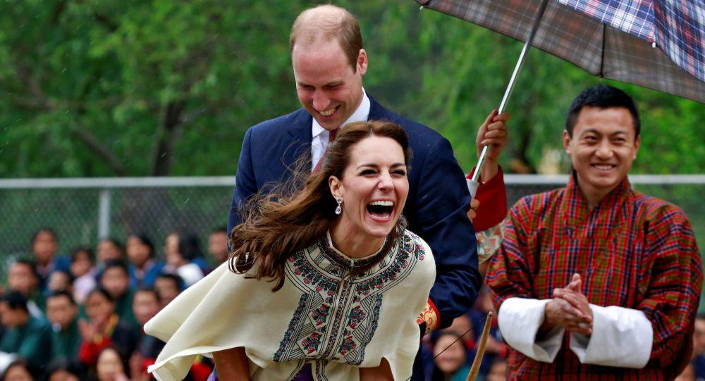 صورة أرشيفية للعائلة الملكية البريطانية