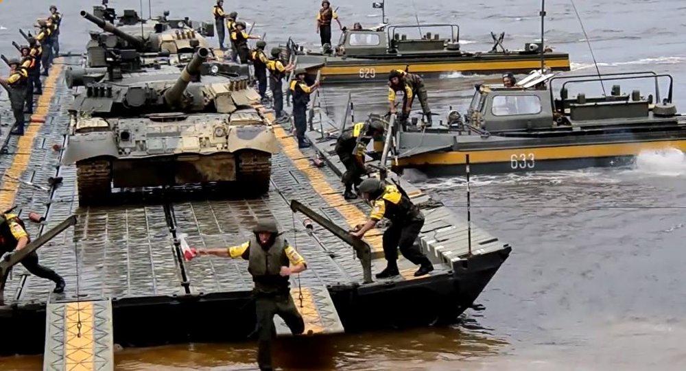 الجيش الروسي يستعد لمعركة حاسمة على السواحل
