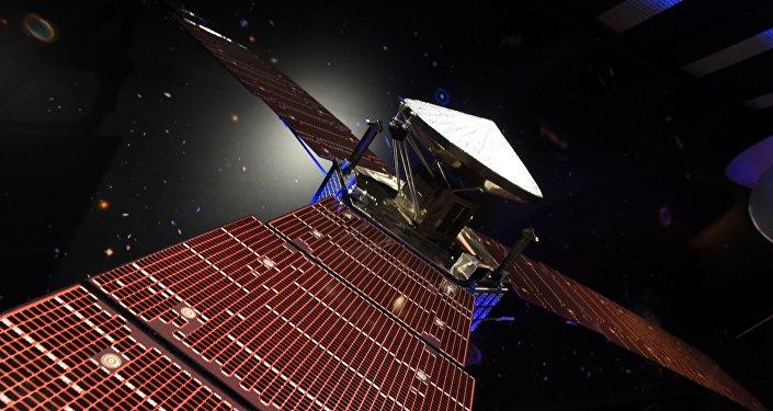 مسبار جونو الفضائي الأمريكي لدراسة كوكب المشتري