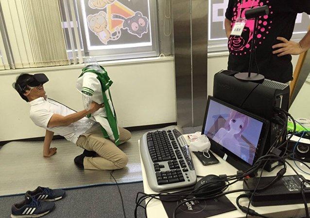 اليابان تغلق مهرجان اباحي بسبب تكدس الشباب