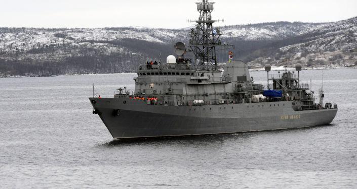 سفينة الاستطلاع يوري إيفانوف