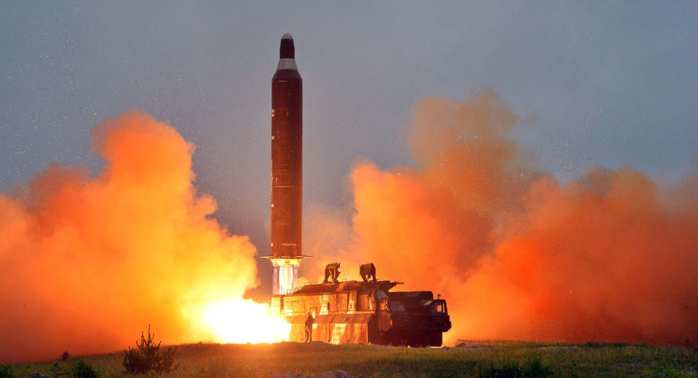 صاروخ هواسونغ