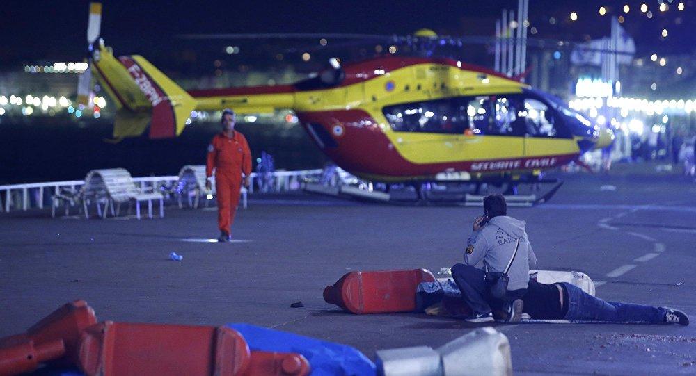 Attack in Nice, France