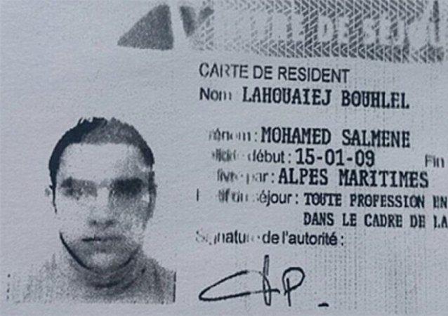 منفذ هجوم نيس محمد بوهلال