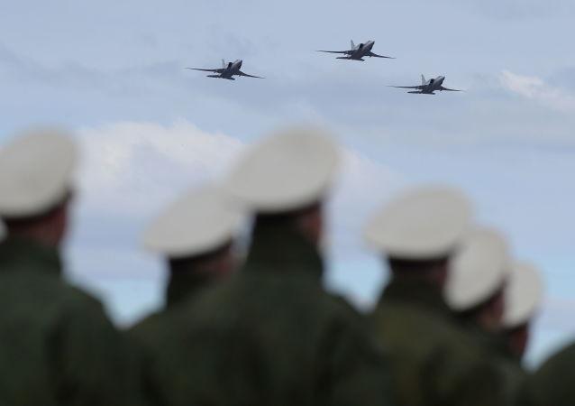 قاذفات روسية بعيدة المدى من طراز تو-22إم3