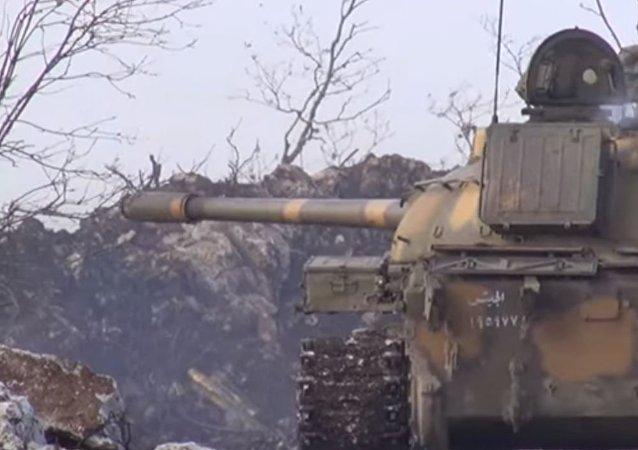الجيش السورى يسيطر على كنسبا