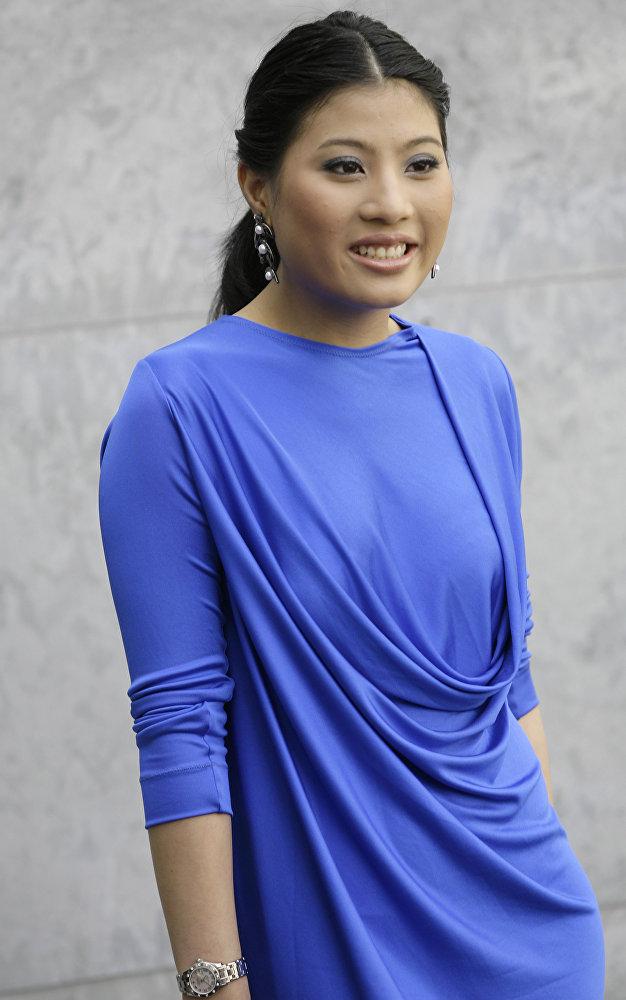 أميرة تايلند سيريفانافاري ناريراتانا