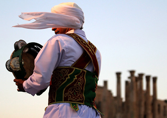 مهرجان جرش الثقافي بالأردن يحتفل بـالثورة الكبرى