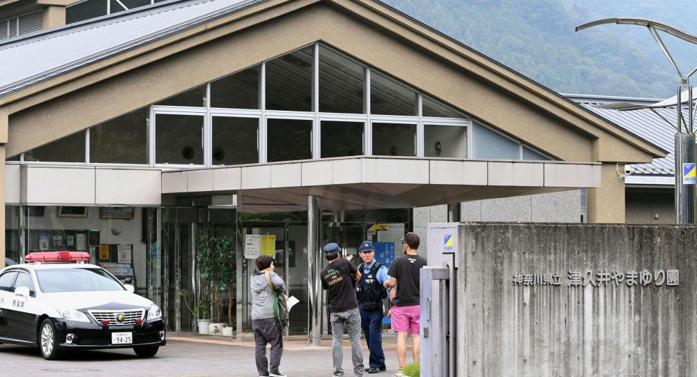 مجزرة في اليابان