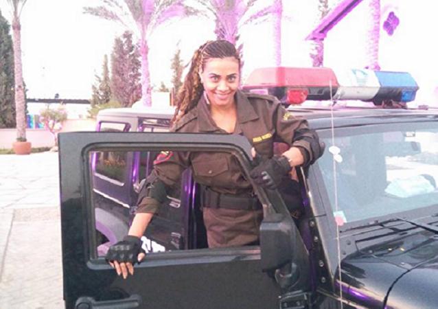 تعرف علي السيدة التى ترغب فى حماية الرئيس المصرى